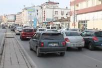 Sivas'ta Araç Sayısı 2020'De Arttı