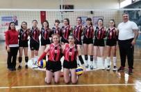 Turgutlu Belediyespor Genç Kızlar Voleybol Takımı Galibiyetle Başladı