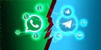 WhatsApp'tan Telegram'a darbe girişimi!