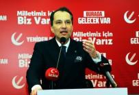 Yeniden Refah Partisi Genel Başkanı Erbakan'dan 'Üçüncü İttifak' Sinyali