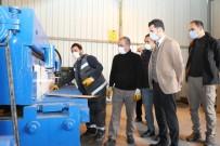 Yenişehir Belediyesi Kendi İhtiyacını Üretmeye Başladı