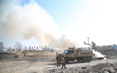 Afganistan'da Askeri Araca Saldırı Açıklaması 3 Yaralı