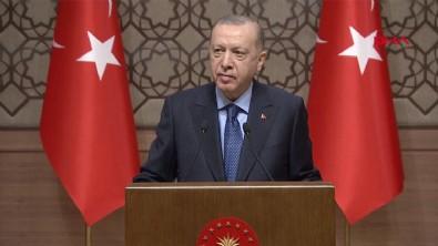 Başkan Recep Tayyip Erdoğan'dan flaş aşı açıklaması!
