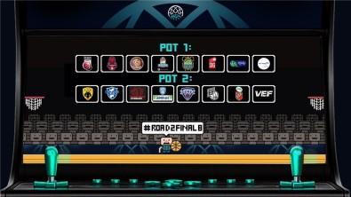 Basketbol Şampiyonlar Ligi'nde Play-Off Turunda 3 Türk Takımı Mücadele Edecek