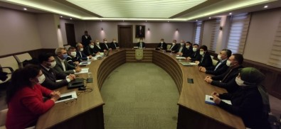 Büyükşehir Belediyesi'nde Toplu İş Sözleşmesi Görüşmeleri Devam Ediyor