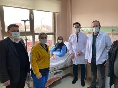 Cihanbeyli'de Bu Ameliyat İlk Kez Yapıldı