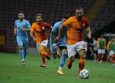 Gaziantep FK İle Galatasaray 4. Randevuda