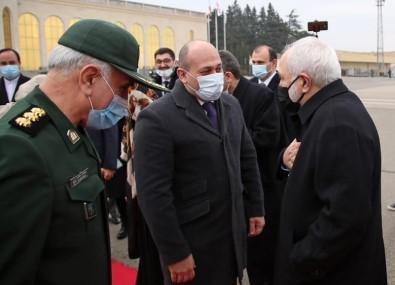 İran Dışişleri Bakanı Zarif Gürcistan'da