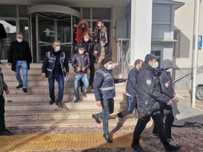 Kayseri'de 25 Adrese Eş Zamanlı Operasyon Açıklaması 18 Gözaltı