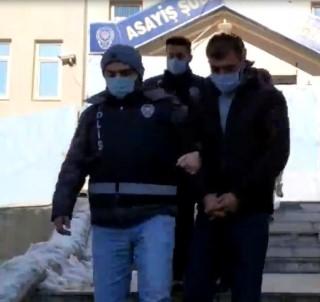 Kiraladıkları Araçla Su Sayaçlarını Çalan 4 Kişi Tutuklandı