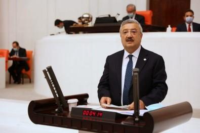 Milletvekili Nasır'dan İzmir'e İki Müjde