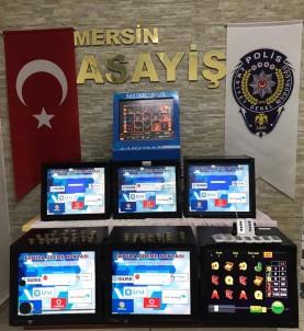 Polise Yakalanmamak İçin Özel Kumar Makinesi Yapmışlar