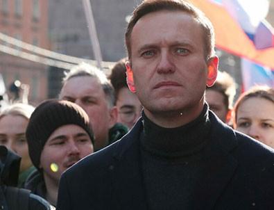Rusya'dan Batı'ya 'Navalnıy' yanıtı!