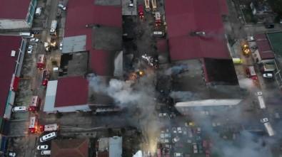 Samsun'daki Yangın Kontrol Altına Alındı