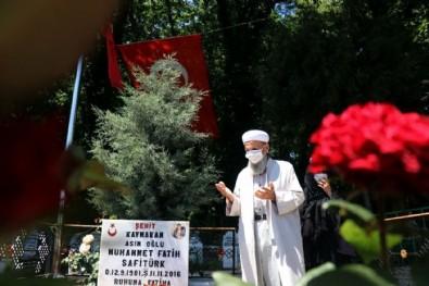 Şehit Kaymakam Muhammet Fatih Safitürk'ün babası Asım Safitürk'ten Kılıçdaroğlu'na 'militan' tepkisi: Bu söylemi hazmedemiyorum