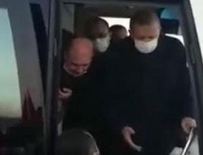 Vatandaşlar 'Ben devletim Külliye ile görüşüyorum' diyen Sıddık Erikli isimli şahsı Başkan Erdoğan'a şikayet etti