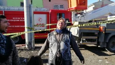 Yangın 3 yaşındaki Okay'ı öksüz bıraktı! Alevlerin ardından çığlıklar yükseldi