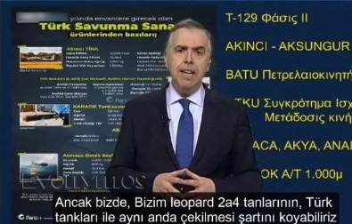 Yunan spiker: Bunları yapmazsak Türklere karşı kaybederiz