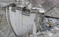 Yusufeli Barajı'nda Dökülen 4 Milyon Metreküp Betonla Rekor Kırıldı