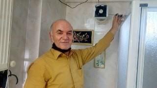 10 Yıl Üzerinde Çalıştığı Projeyle Evini Güneşle Isıttı