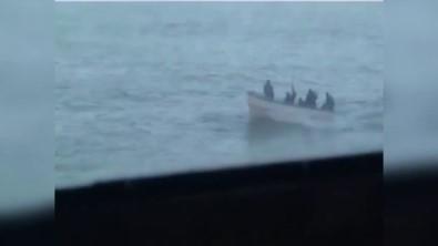 15 Türk Mürettebatı Kaçıran Korsanlar İle İletişim Kuruldu