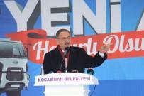 AK Parti Genel Başkan Yardımcısı Mehmet Özhaseki, '400-500 Dükkan Yıktık'