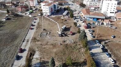 Bahşılı'da 15 Temmuz Şehitler Meydanı'nın Temeli Atıldı