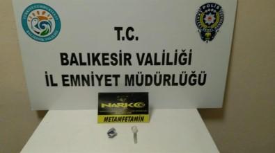 Balıkesir'de 10 Uyuşturucu Şüphelisi Yakalandı