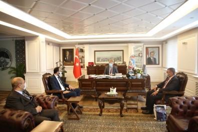 Başkan Mustafa Palancıoğlu Açıklaması 'Her Zaman Şehit Aileleri Ve Gazilerimizin Yanındayız'