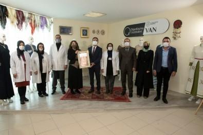 Başkan Vekili Aslan'dan Van Olgunlaşma Enstitüsüne Ziyaret