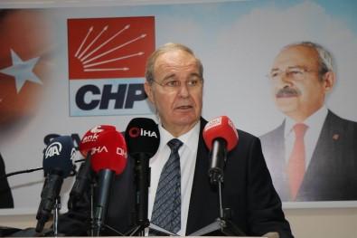 CHP Genel Başkan Yardımcısı Ve Sözcüsü Öztrak Açıklaması 'Türkiye'de Gübre Krizi Var'