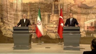 Dışişleri Bakanı Çavuşoğlu Açıklaması 'Bölgede Barışı Kalıcı Hale Getirmeye Çalışıyoruz'