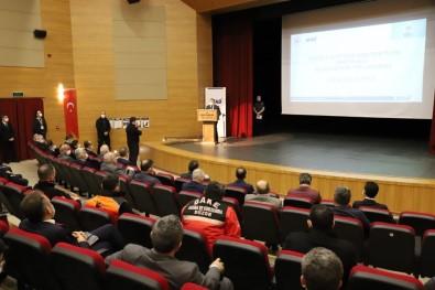 Düzce'de İRAP Toplantısı Gerçekleştirildi