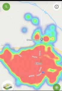 Erbaa'da Risk Haritası Yeşile Döndü
