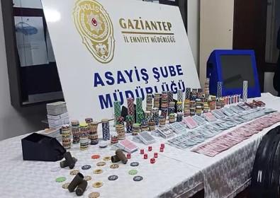Gaziantep'te Kumar Operasyonu Açıklaması 24 Gözaltı