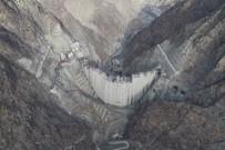 Gövde Yüksekliği Tamamlanan Yusufeli Barajı'nı 3 Bakan Yerinde İnceleyecek