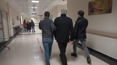 HDP'li Eski Başkan PKK/KCK'ya Yardımdan Gözaltına Alındı