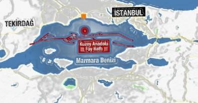 İstanbul'da bu üç ilçede deprem hareketliliği! Anormallik yaşanıyor...