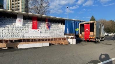 İstanbul'da Jandarmadan Dev Sahte Alkol Operasyonu Kamerada