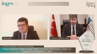 Kadıköy İnsani Gelişmişlikte Türkiye Birincisi