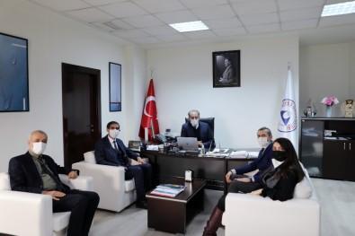 KASKİ İle Erciyes Üniversitesi'nden Ortak Proje İçin Patent Başvurusu