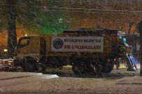 Kayseri'de Kapanan 104 Yol Ulaşıma Açıldı