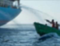 GABON - Korsan saldırısından kurtulan 3 denizci Türkiye'ye uğurlandı
