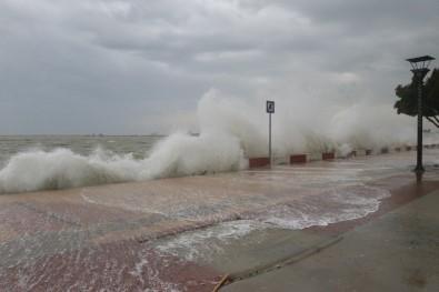 Mersin'de Çok Kuvvetli Yağış Uyarısı