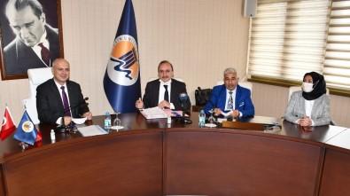 Mersin Üniversitesi, Öz Sağlık İş Sendikası İle Toplu İş Sözleşmesi İmzaladı
