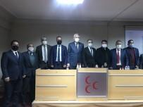 MHP'li Sarız Belediyesi'nden 2020 Değerlendirmesi