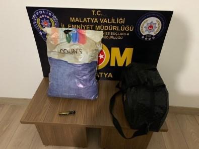 Narkotik Ekipleri Malatya'da Uyuşturucuya Geçit Vermiyor Açıklaması 7 Kilo 500 Gram Esrar Ele Geçirildi