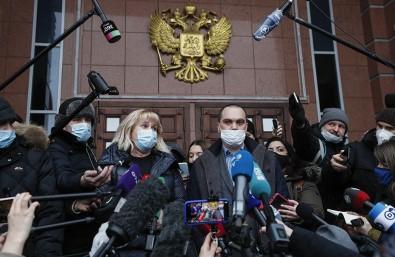 Navalny'nin Tutukluluğuna İtiraz Talebi Reddedildi