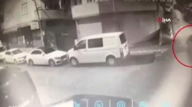 Park Halindeki Otomobili Çalan Zanlı 267 Saatlik Kamera Görüntüsü İzlenerek Yakalandı