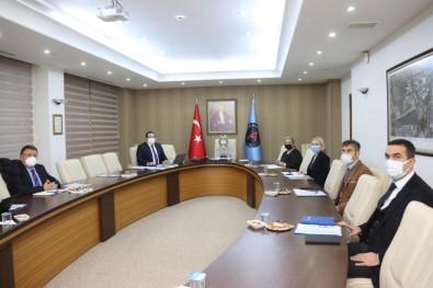 Rektör Özkan  Açıklaması ' Teknokent Batı Akdeniz Bölgesi'nin Teknoloji Ve Bilişim Üssü '